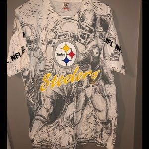 🔥VINTAGE PITTSBURGH STEELERS T-SHIRT🔥